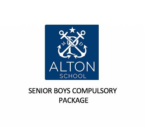 Senior Boys Compulsory Package