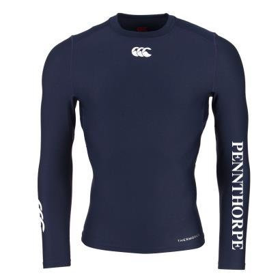 Canterbury Thermoreg Baselayer Top (NAVY)