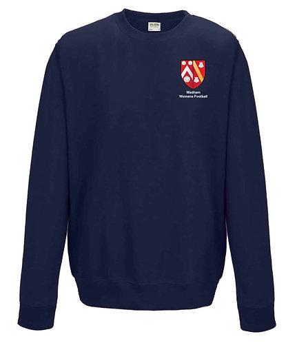 Wadham Womens Football Sweatshirt