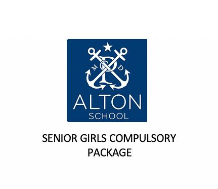 Senior Girls Compulsory Package