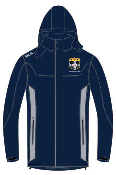 Christ Church RFC Sideline Jacket