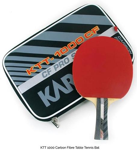 Karakal KTT 1000 Table Tennis Bat
