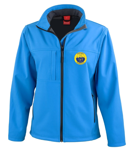 Headington Road Runners Soft Shell Jacket