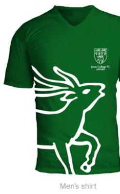 Jesus College Multi Sport Playing Shirt MENS