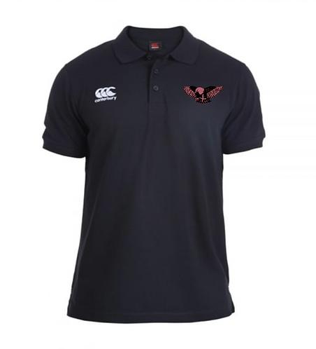 Hawks Waimak Polo Shirt Senior