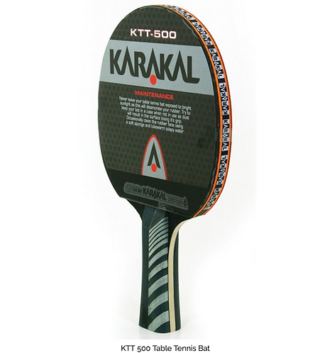 Karakal KTT 500 Table Tennis Bat