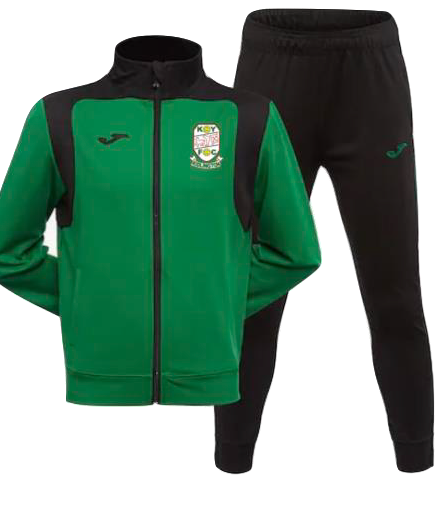 KYFC Players Tracksuit Top and Bottom (SET)