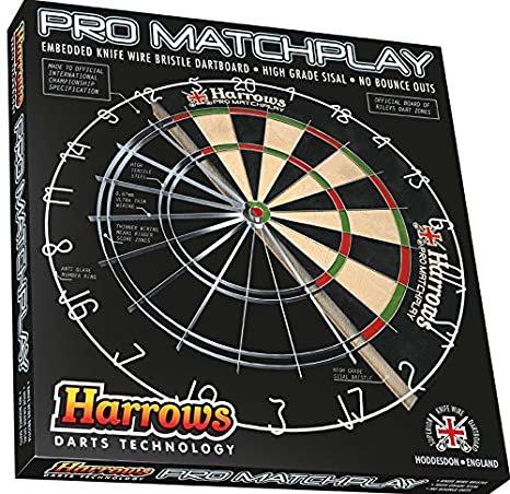Harrows Pro Matchplay Dart Board
