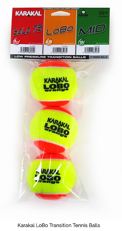 Karakal LOBO Junior Tennis Ball