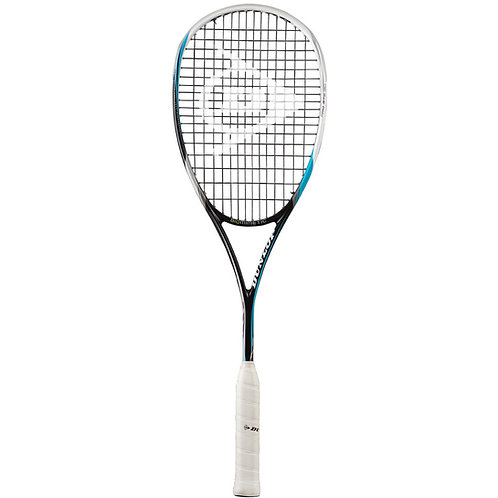 The Dunlop Biomimetic Pro GTS 130 squash racket