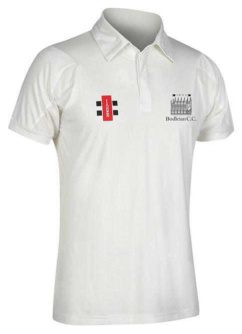 Bodleian CC Velocity Short Sleeve Shirt