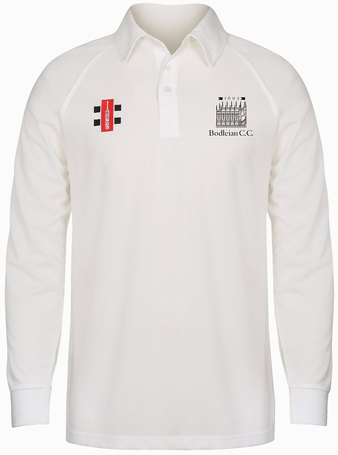 Bodleian CC Matrix Long Sleeve Shirt