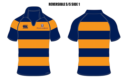 Pennthorpe School Reversible Games Top