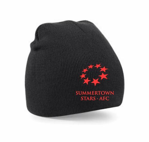Summertown Stars Winter Beanie
