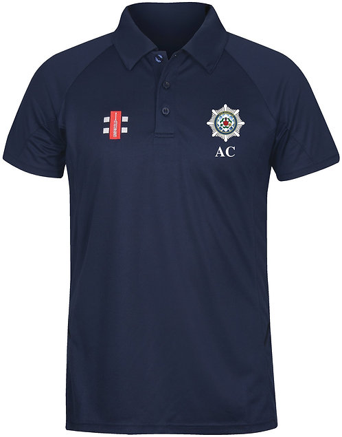 Fire Service Cricket Polo Shirt