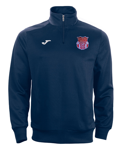 Bletchingdon Youth FC Coaches Faraon Zip top