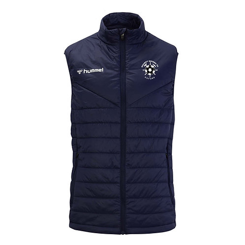 Quarry Coaches Padded Gillet