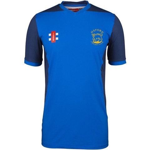 Oxford Cricket Club FIRST XI Senior COLOURED Shirt