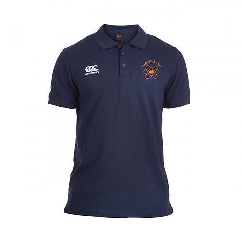Harwell RFC Waimak Cotton Polo
