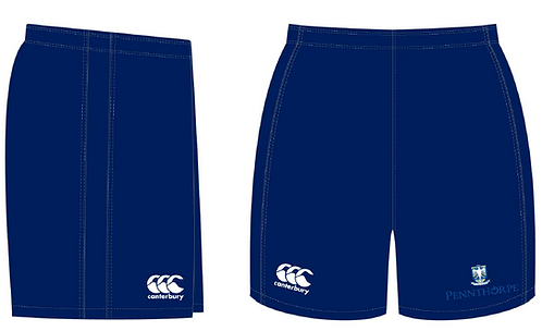 Junior Pennthorpe Polyester Rugby Short