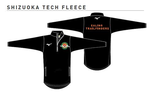 Ealing Football Tech Fleece SENIOR