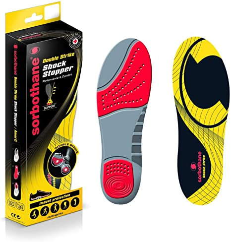 Sorbothane Double Strike Insole
