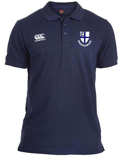 Littlemore RFC Club Waimak Cotton Polo