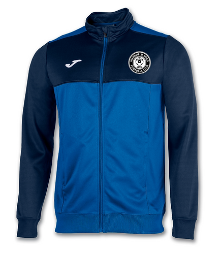 Mansfield Road FC Track Suit Top