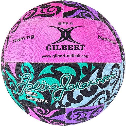 Joline Johansson Signature Netball