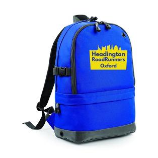 Headington Road Runners Backpack