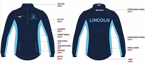 LADIES Lincoln College Splash Jacket