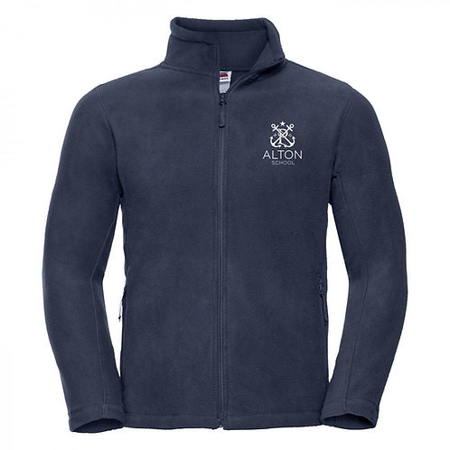Alton School Alternative Full Zip Fleece
