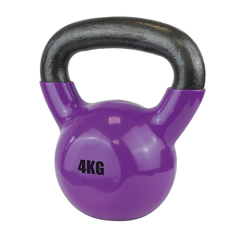 Urban Fitness Vinyl Coated Kettlebell