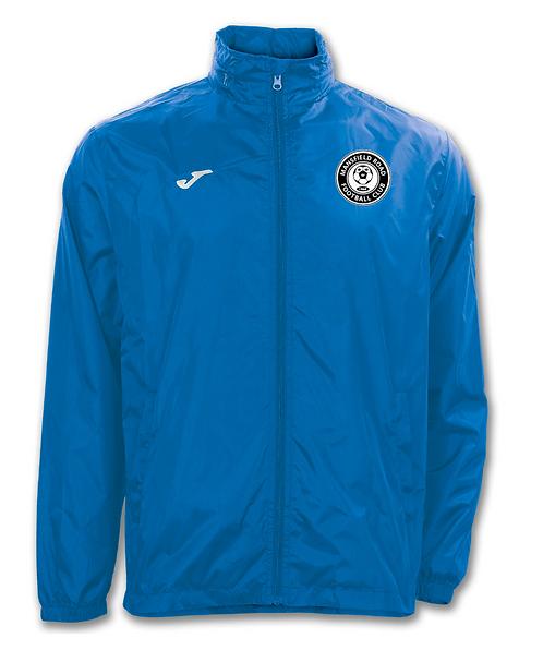 Mansfield Road FC Rain Jacket