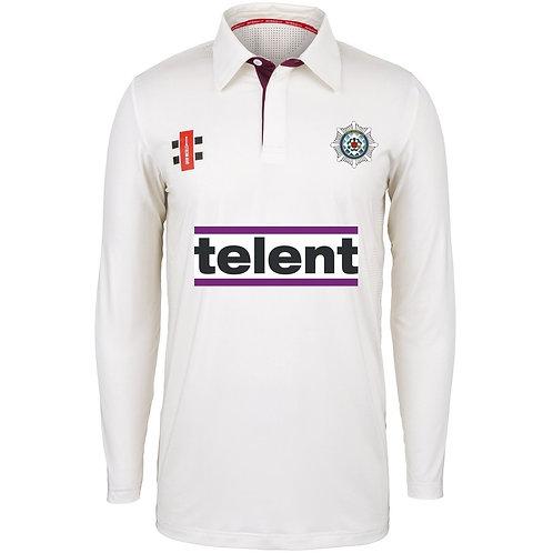 UK Fire Service Cricket Long Sleeve Playing Shirt