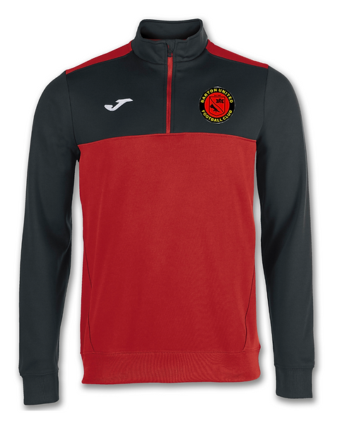 Barton United FC Winner Quarter Zip