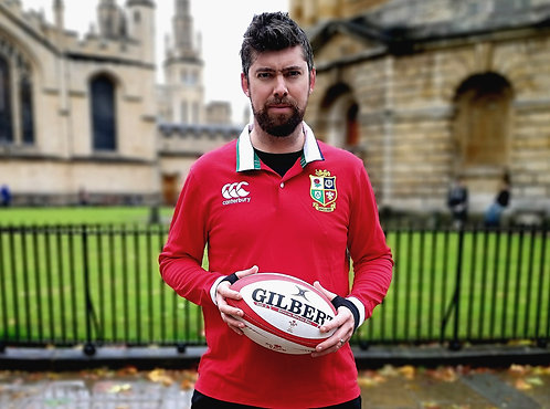 British & Irish Lions 2020 Rugby Shirt