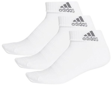 Adidas Cushioned Ankle Sock 3 Pack