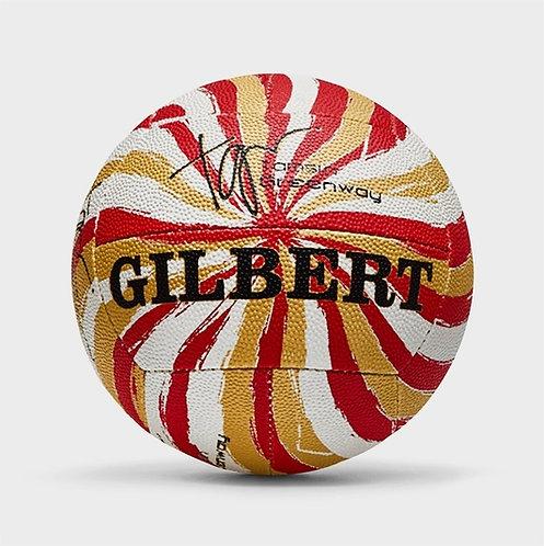 Gilbert Tamsin Greenway Signature Netball
