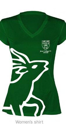 Jesus College Multi Sport Playing Shirt LADIES
