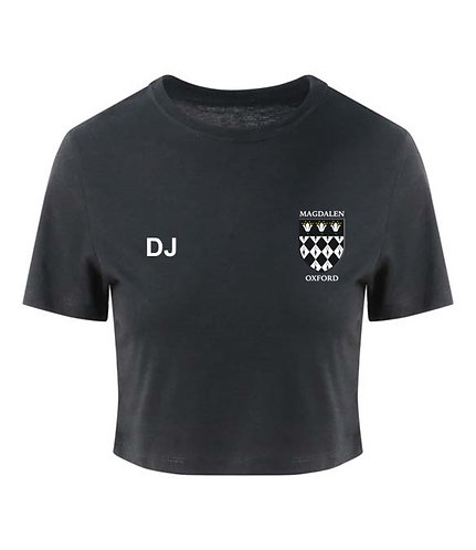 Magdalen College Cropped Tee