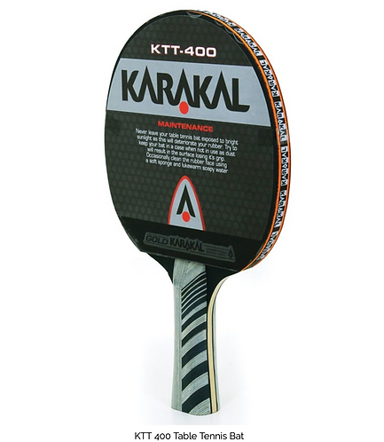 Karakal KTT 400 Table Tennis Bat