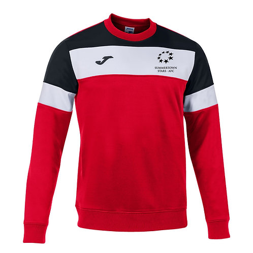 Junior Summertown Stars FC Crew Sweatshirt