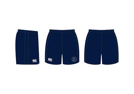 d'Overbroecks Training Shorts