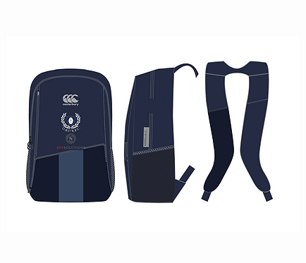 Oxford Brookes RFC Training Backpack