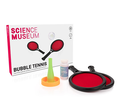 Science Museum Bubble Tennis
