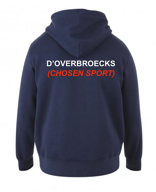 d'Overbroecks Canterbury Team Hoodie (MULTISPORT)