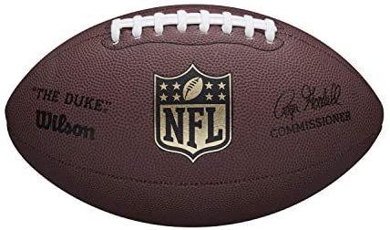 """Wilson """"DUKE"""" American Football Full Size"""