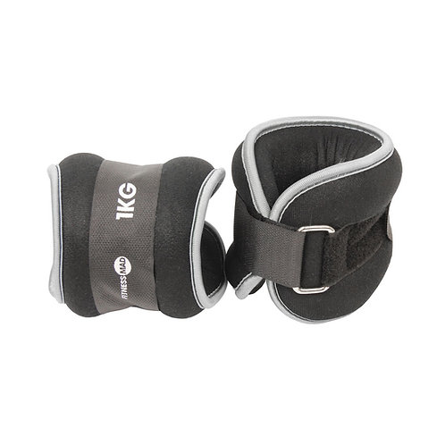Fitness Mad Wrist/Ankle Weights