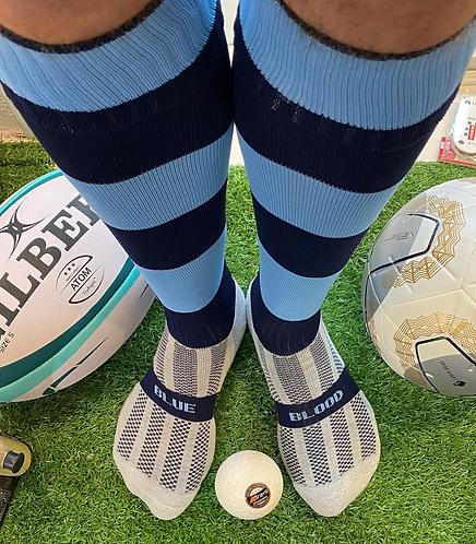 Junior Cool Max Rugby/Football/Hockey Sock